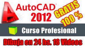 Link al Curso Autodesk Autocad 2012