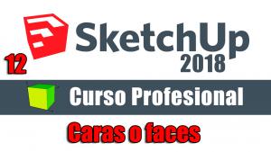 Curso gratuito completo de Sketchup 2018 veremos las caras P-2