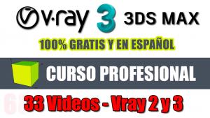 Link al curso de Vray 2 y 3ds Max