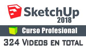 Curso completo de Sketchup 2018