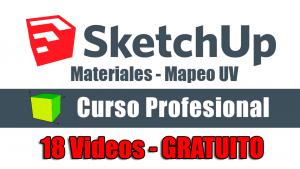 Link al curso de manejo de materiales y mapeo uv